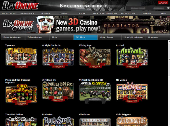 bet online casino download