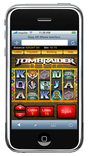 slots games on mobile
